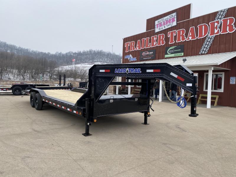 2021 Load Trail 102X26 Gooseneck Carhauler