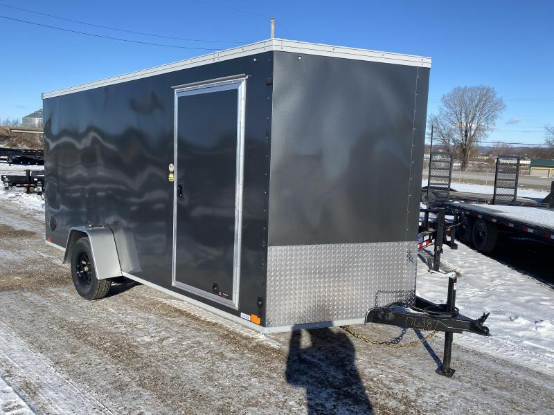 2021 United Trailers 7X14 Enclosed Cargo Trailer