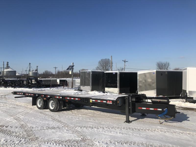 2020 Closeout Trailers 102X30 B-B Equipment Trailer