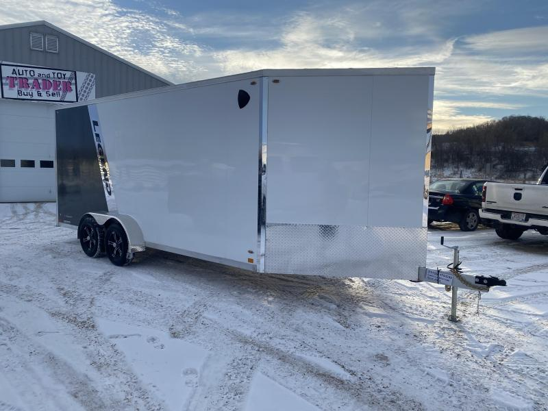 2021 Legend Trailers 7X23 Explorer Snowmobile Trailer