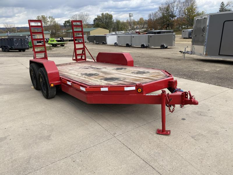 2016 PJ Trailers 80 X 12 Car / Racing Trailer
