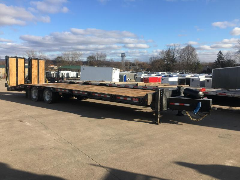 2020 Closeout Trailers 102X33 B-B Deckover Equipment Trailer