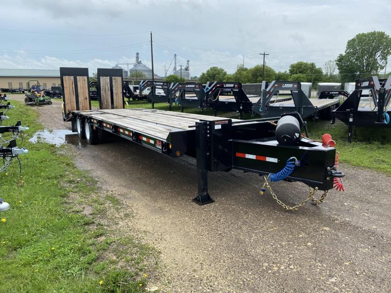 2020 Closeout Trailers 102X31 B-B Deckover Equipment Trailer