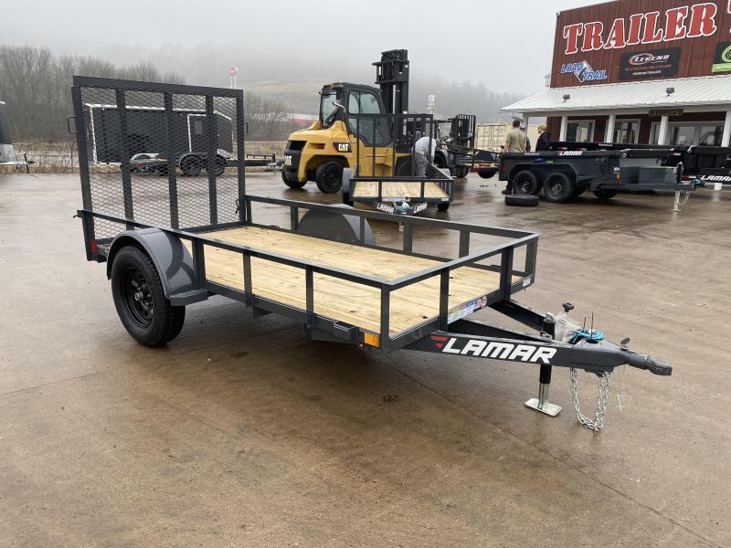2020 Lamar 60X10 Utility Trailer