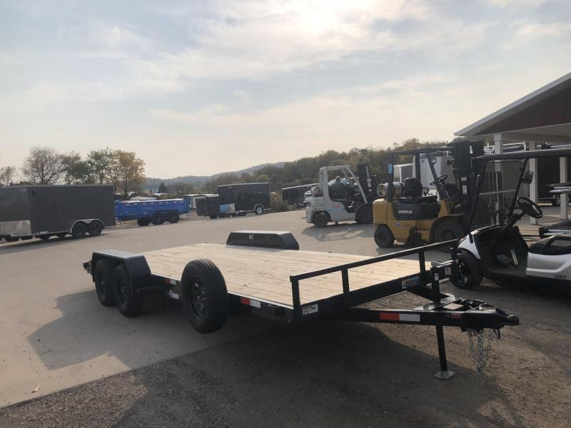 2020 H and H Trailer 83X20 Car Hauler
