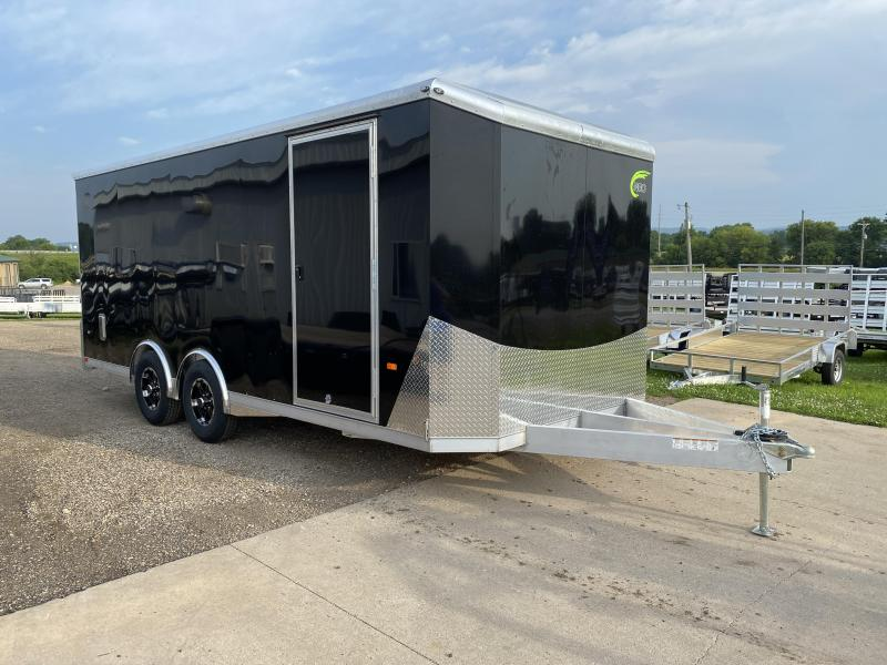 2021 NEO Trailers 8.5X20 Aluminum Enclosed Cargo Trailer