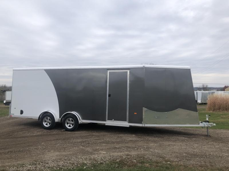 2021 NEO Trailers 7.5X25 NASX Snowmobile Trailer
