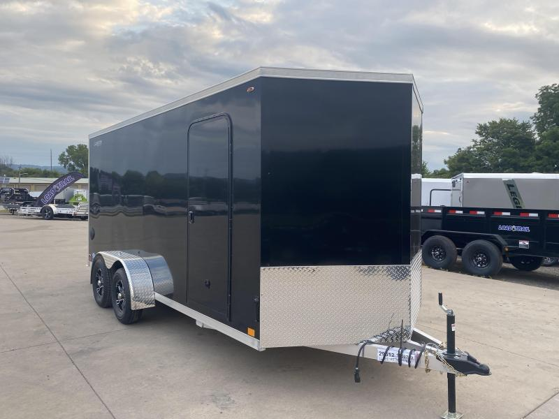 2021 Legend Trailers 7X16 Aluminum Thunder Enclosed Cargo Trailer