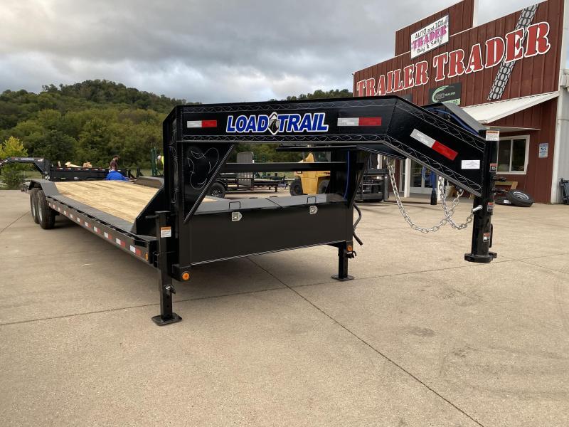 2022 Load Trail 102X32 Gooseneck Car Hauler