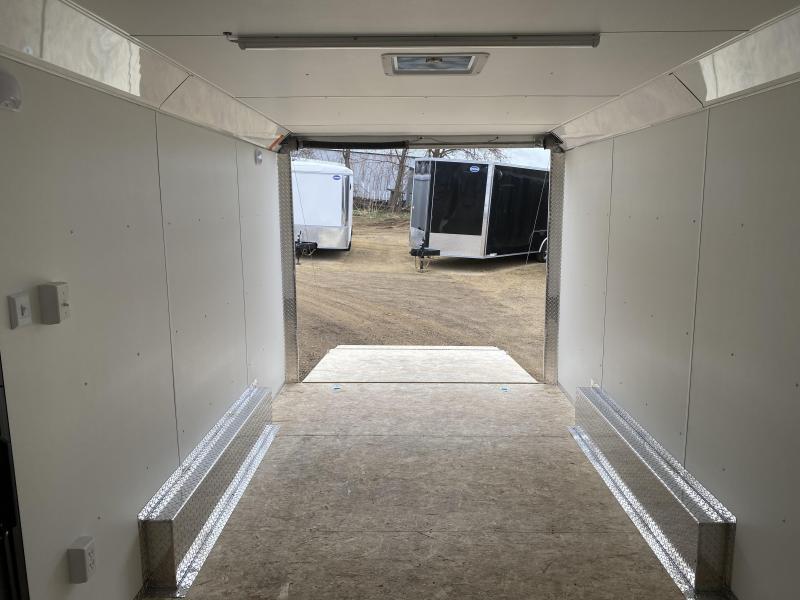 2022 Legend Trailers 8X16 DVN Enclosed Cargo Trailer