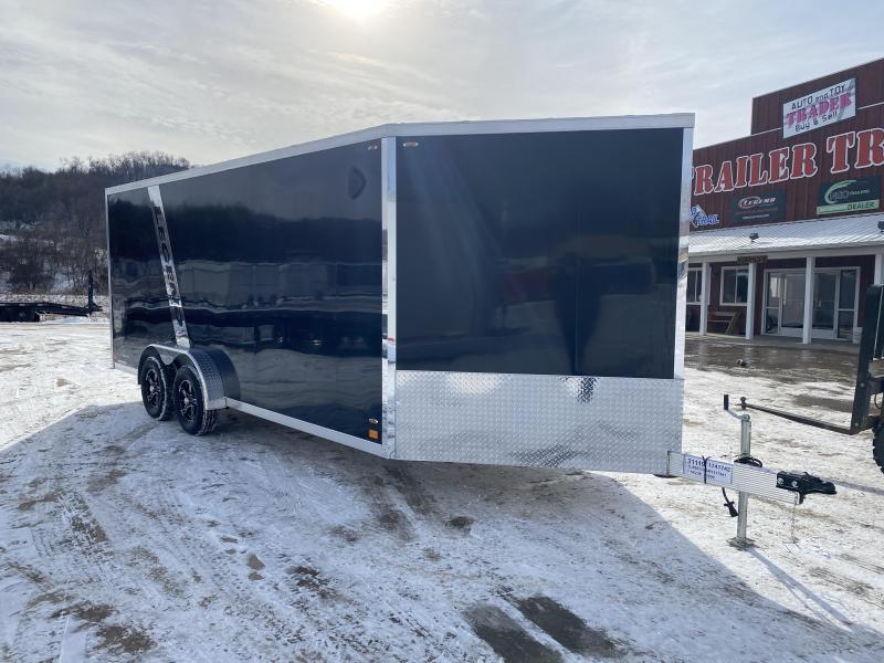2021 Legend Trailers 7.5X23 Explorer Snowmobile Trailer