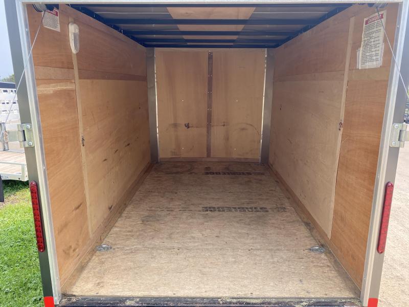 2016 United Trailers 6X10 Enclosed Cargo Trailer