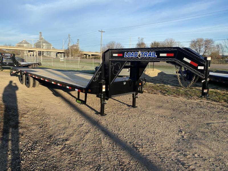 2022 Load Trail 102X32 Gooseneck Deckover Equipment Trailer