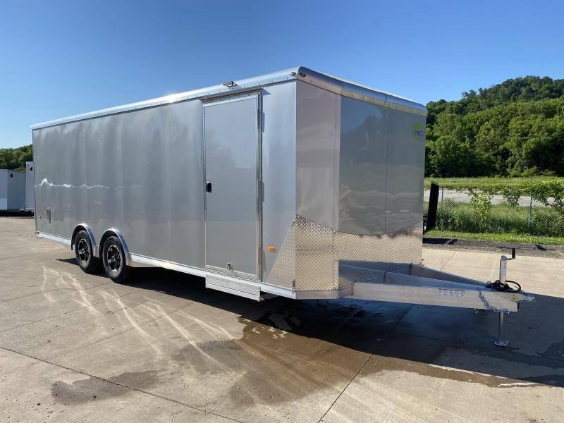 2020 NEO Trailers 8.5X24 Alumium Enclosed Cargo Trailer