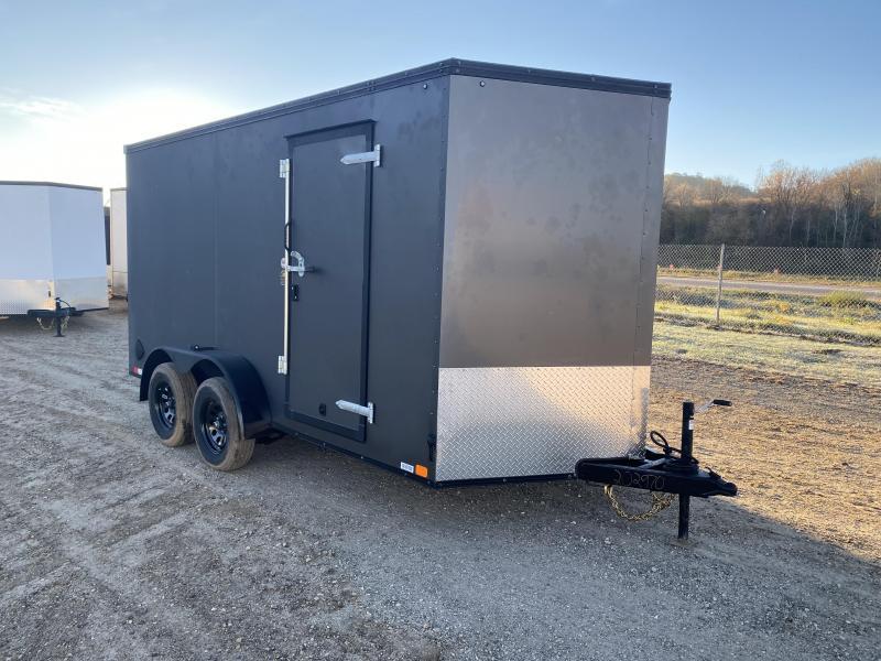 2022 United Trailers 7X14 Enclosed Cargo Trailer