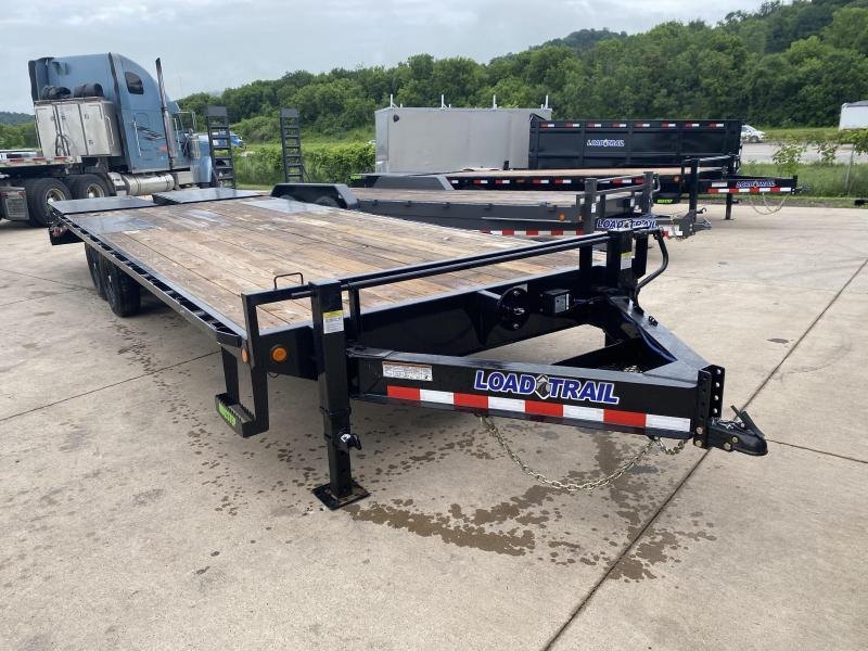 2020 Load Trail 102X26 Deckover Equipment Trailer