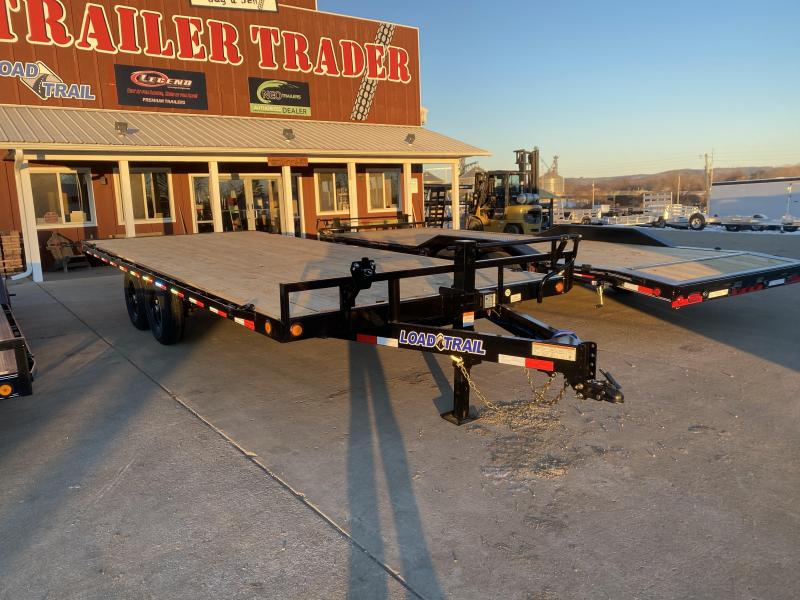 2021 Load Trail 102X20 Deckover Equipment Trailer