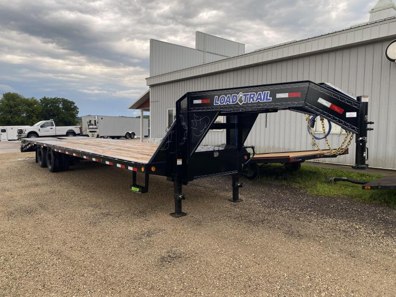 2021 Load Trail 102X32 Gooseneck Deckover Equipment Trailer