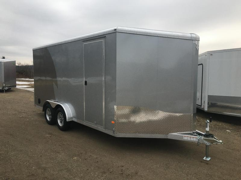 2020 Closeout Trailers 7.5X16 NEO Trailers Aluminum Enclosed Cargo Trailer