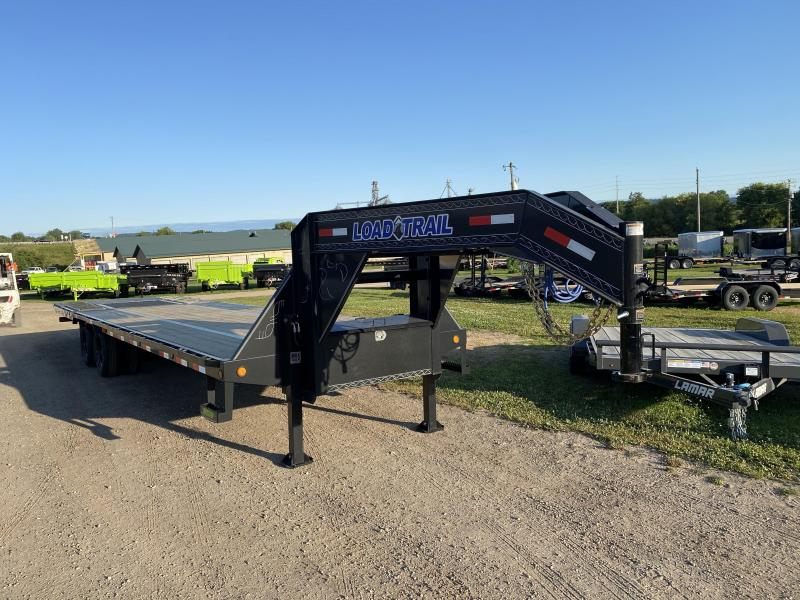 2021 Load Trail 102X32 Gooseneck Hydro Dove Equipment Trailer