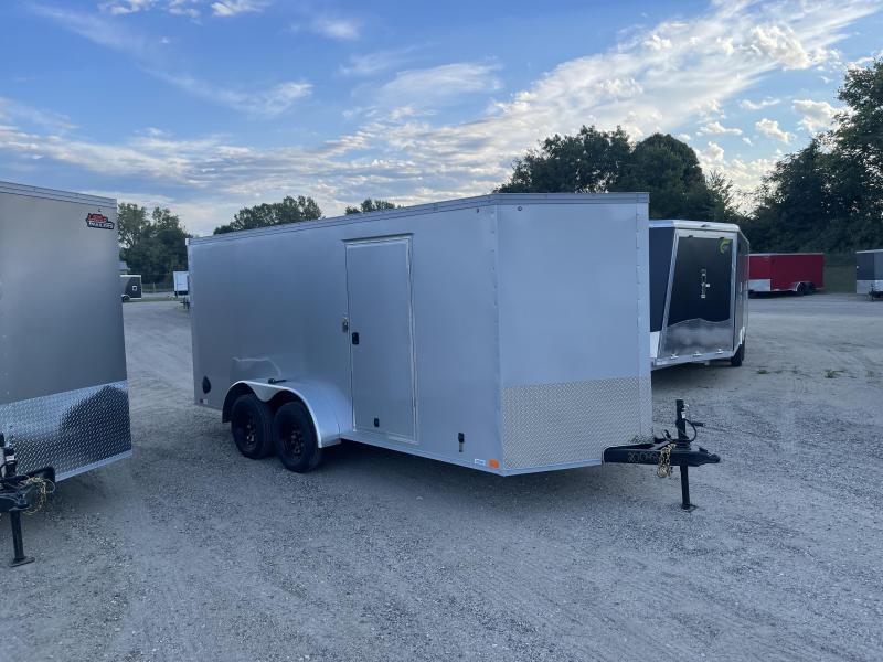 2022 United Trailers 7X16 Enclosed Cargo Trailer