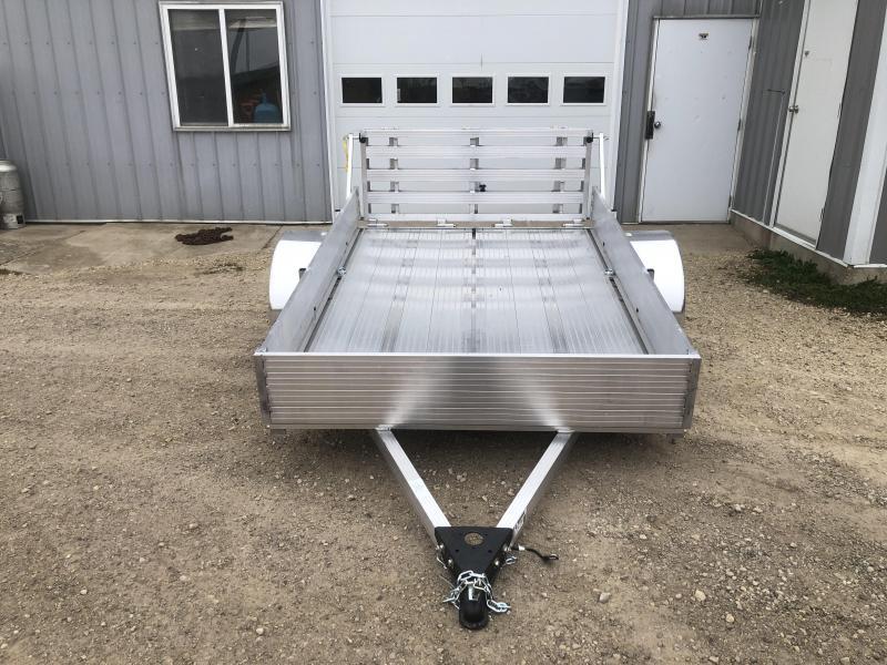2021 Triton 64X8 Aluminum Utility Trailer