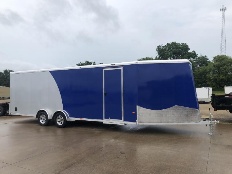 2022 NEO Trailers 7.5X29 NASX Snowmobile Trailer