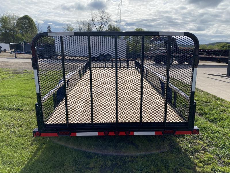 2021 Load Trail 83X20 Utility Trailer