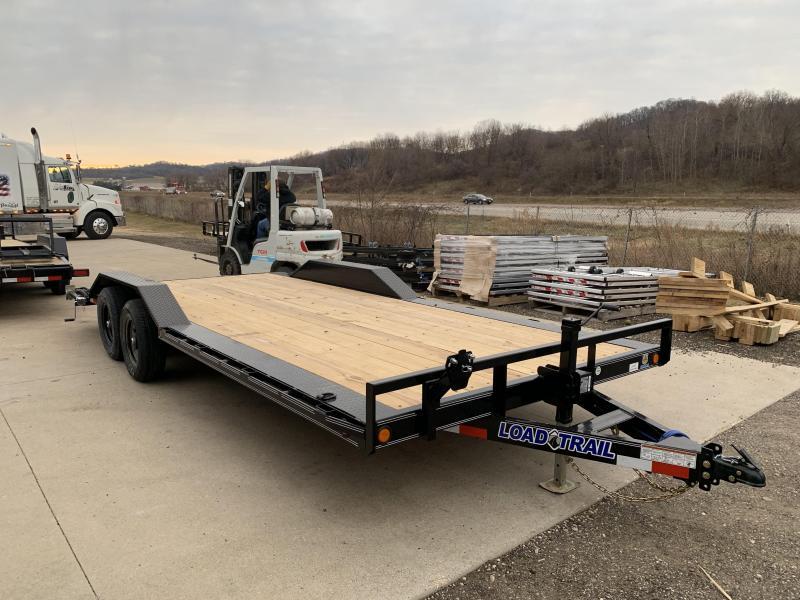 2021 Load Trail 102X20 Car Hauler