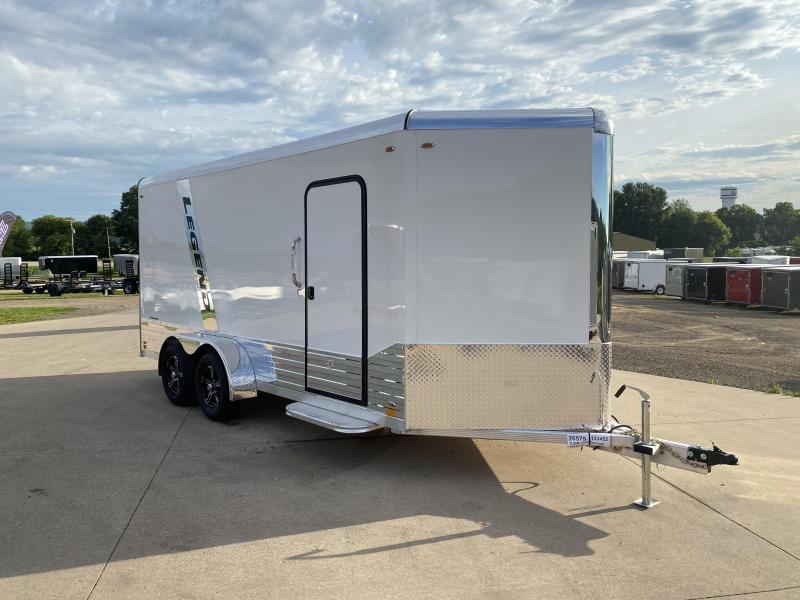 2020 Legend Trailers 7X16 Aluminum DVN Enclosed Cargo Trailer