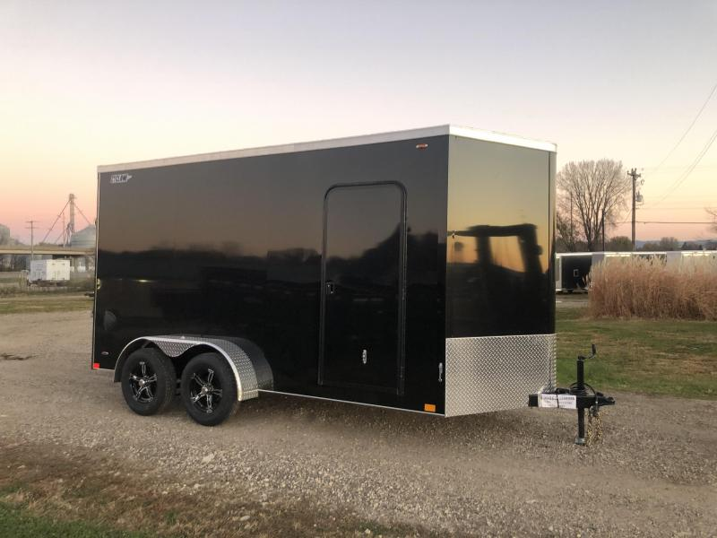 2021 Legend Trailers 7X14 Cyclone Enclosed Cargo Trailer