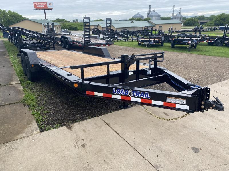 2020 Load Trail 83X20 Gravity Tilt Deck Equipment Trailer