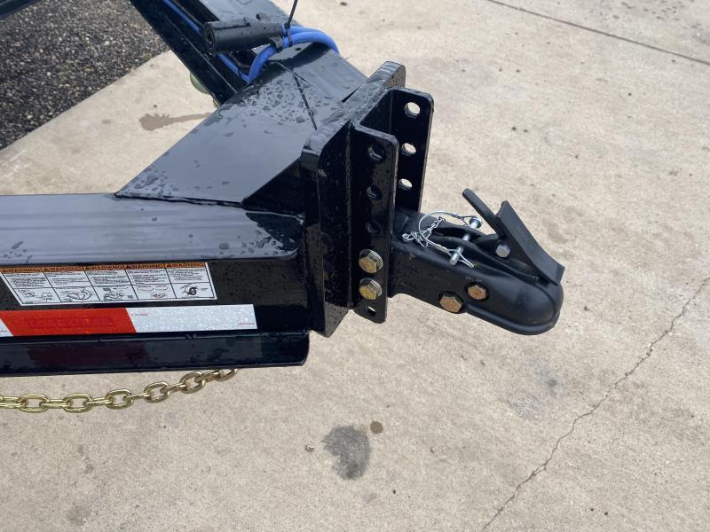 2020 Load Trail 83X20 Gravity Tilt Deck Equipment Trailer