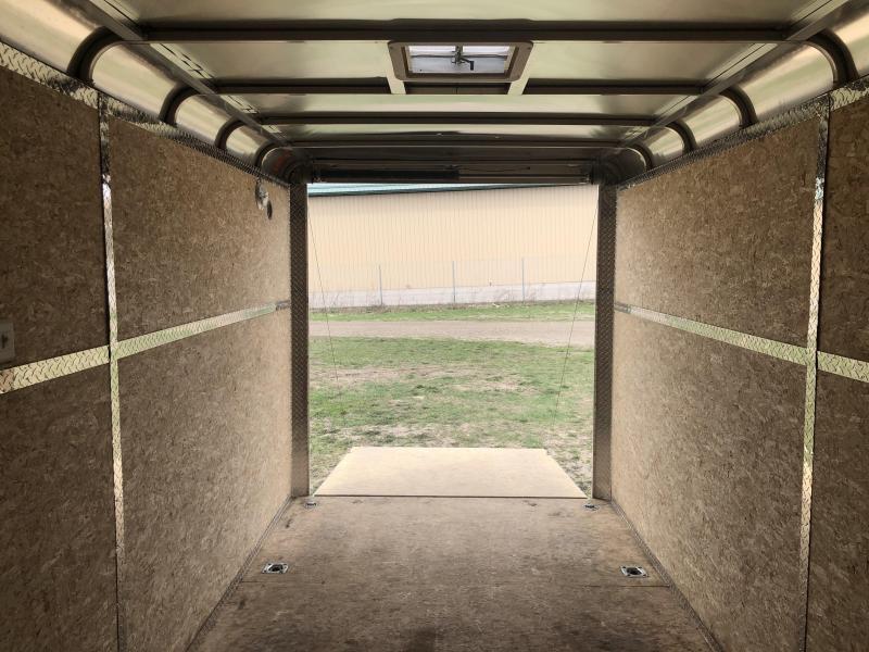 2017 Legend Trailers 7X14 DVN Enclosed Cargo Trailer