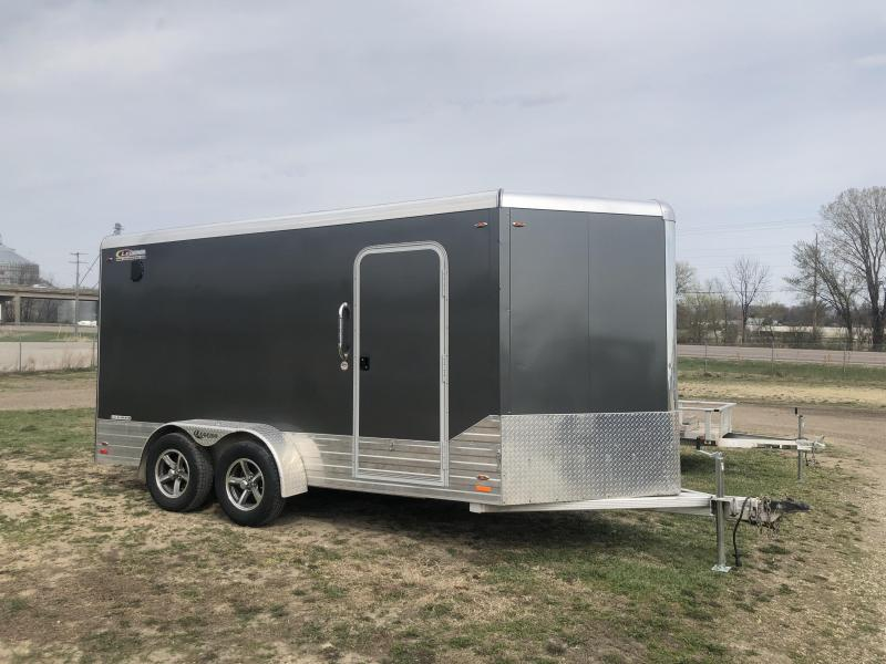 2017 Legend Trailers 7X14 DVN Enclosed Cargo Trailer