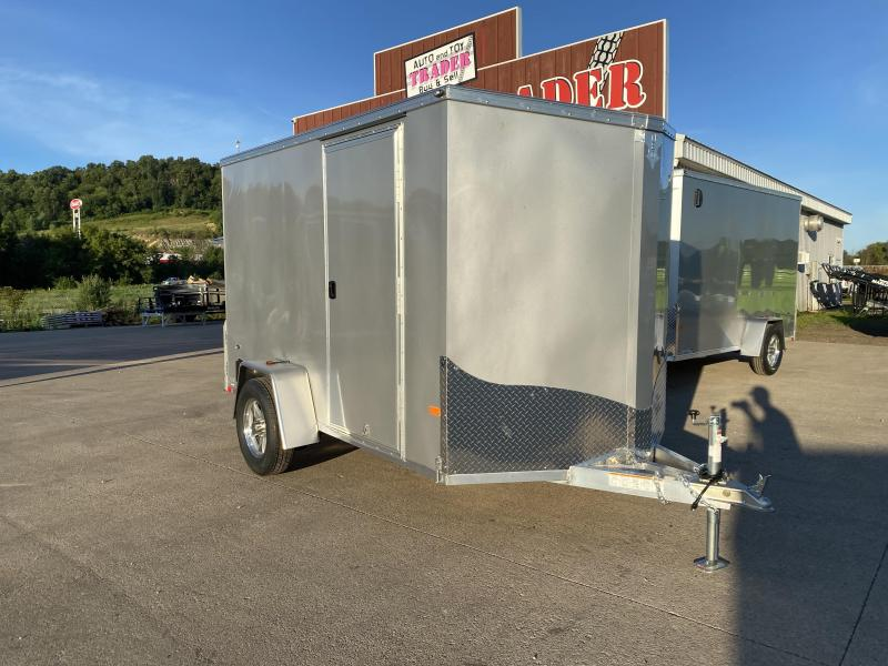 2021 NEO Trailers 6X10 Aluminum Enclosed Cargo Trailer