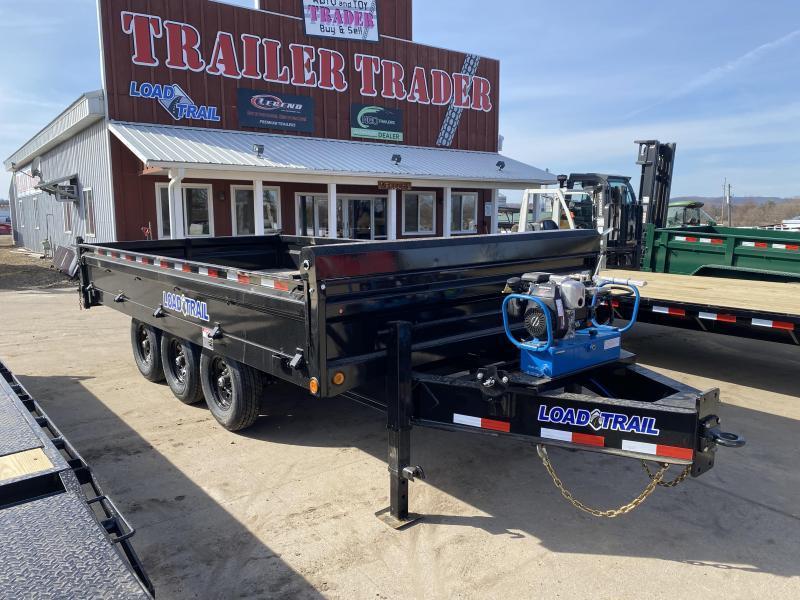 2021 Load Trail 96X16 Dump Trailer