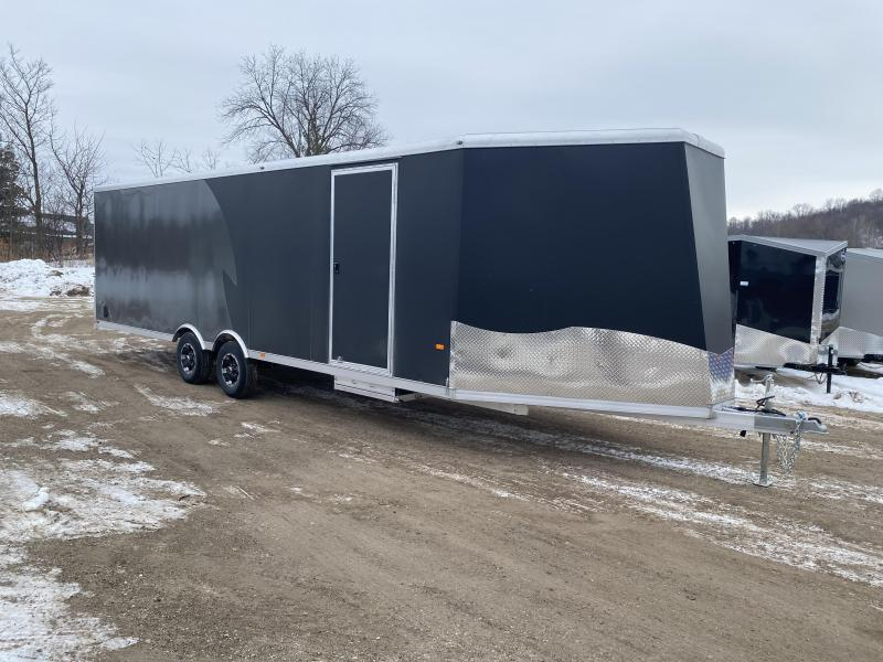2021 NEO Trailers 8.5X26 NMS Snowmobile Trailer