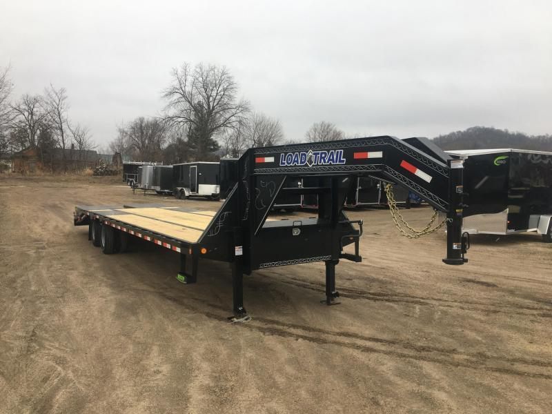 2020 Load Trail 102X32 Gooseneck Deckover Equipment Trailer