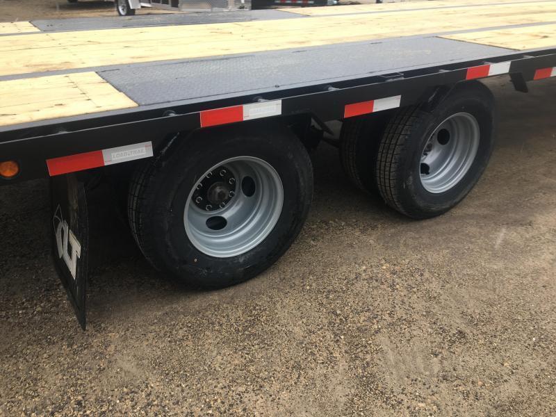 2020 Load Trail 102X32 Gooseneck Deckover Equipment Trailer