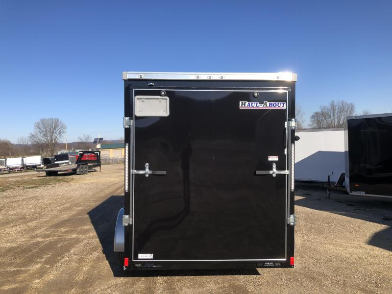 2021 Haul-About 6X10 Enclosed Cargo Trailer