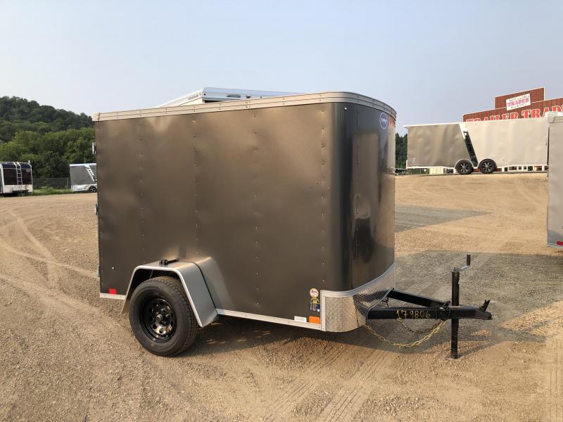 2022 United Cargo 5X8 Enclosed Cargo Trailer