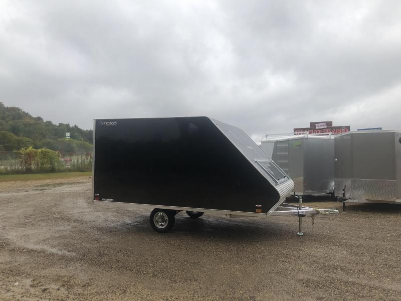 2021 Legend Trailers 101X12 Hybrid Snowmobile Trailer