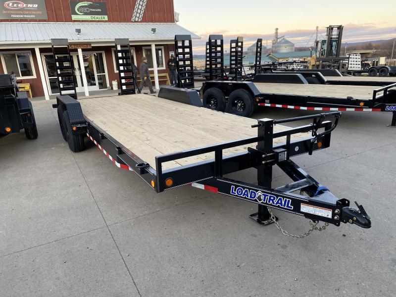 2021 Load Trail 83X20 Car Hauler