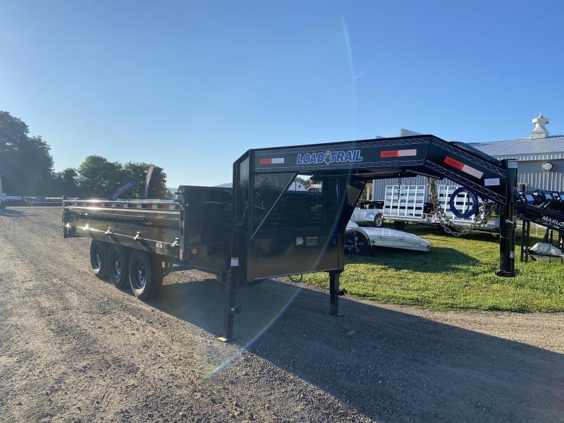 2021 Load Trail 96X16 Gooseneck Dump Trailer