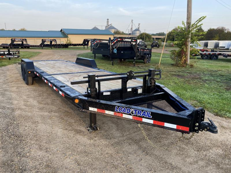 2021 Load Trail 83X24 Gravity Tilt Equipment Trailer