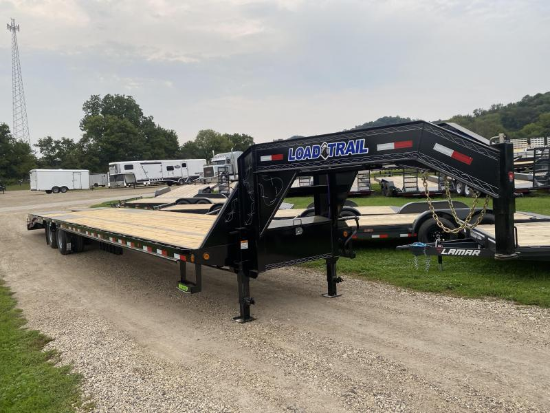 2022 Load Trail 102X40 Gooseneck Deckover Equipment Trailer