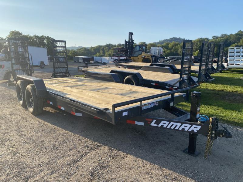 2022 Lamar Trailers 83X18 Car Hauler