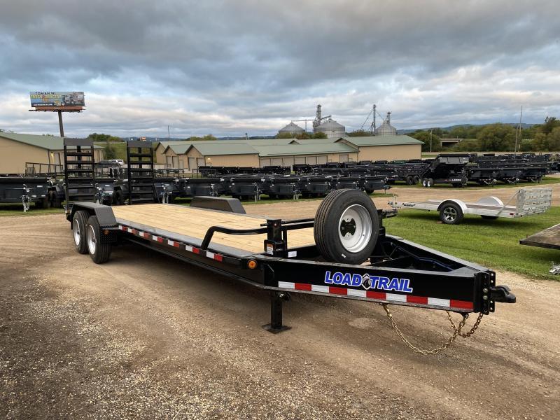 2022 Load Trail 82X24 Equipment Trailer