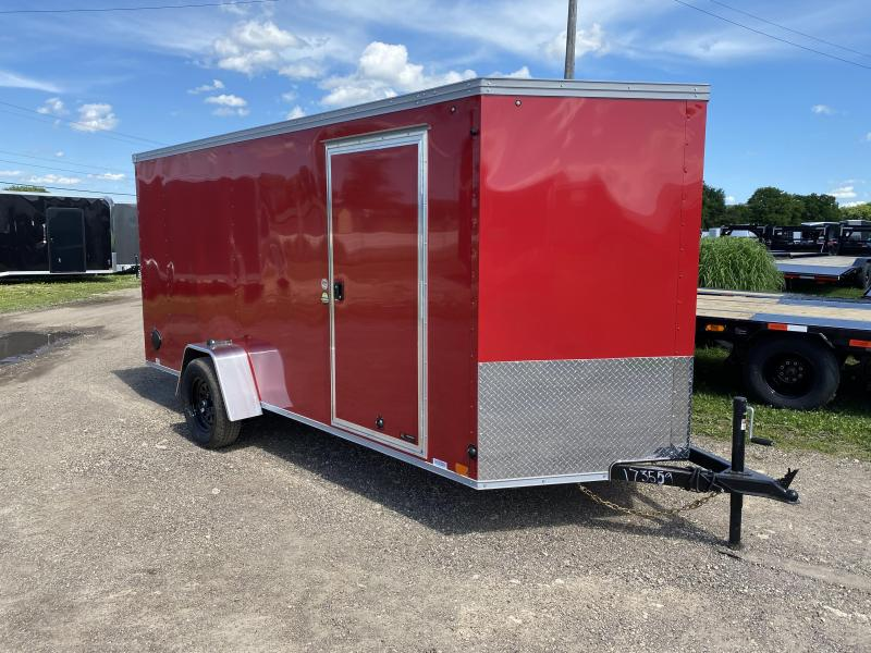 2021 United Trailers 6X14 Enclosed Cargo Trailer